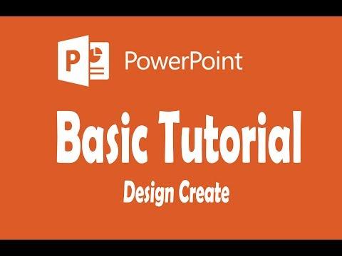 Powerpoint Basic tutorial Bangla