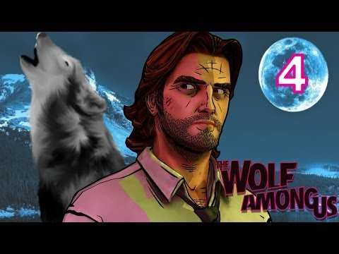 USTEDES DECIDEN! | The Wolf Among Us | Parte 4 - JuegaGerman