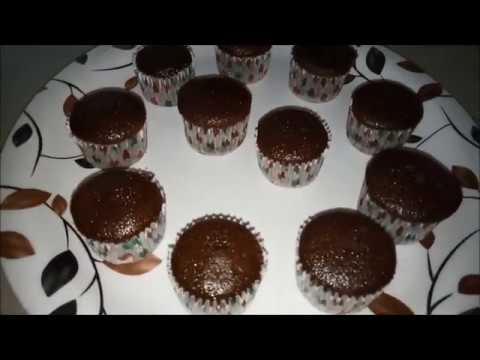 Eggless Chocolate Cupcake | Eggless Cupcake in Kadai or Pressure Cooker |How to Make Eggless Cupcake