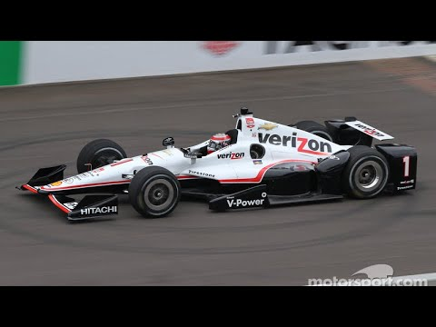 Will Power Wins Indy 500 As Wife Cries With Joy