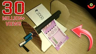 ✪ How to Make MONEY PRINTER MACHINE Easily at Home ✪ StarTech Tips ✪