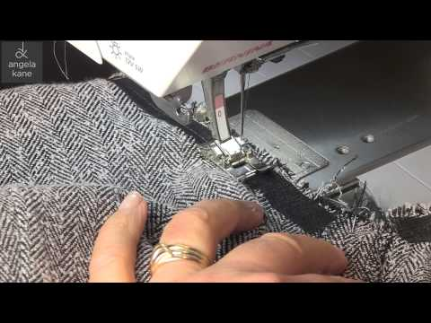 Make a Sleeveless Dress with a Lining from Angela Kane - Part 7