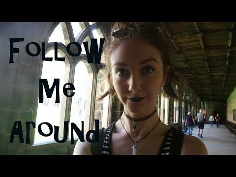 ASMR Follow Me Around
