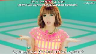 Ladies Code - Pretty Pretty (예뻐 예뻐) MV [English subs + Romanization + Hangul] HD