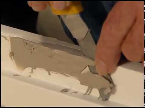 How to Fix Gouges & Dents on Doors