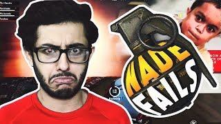PUBG MOBILE NADE FAILS | EPIC AWM 360 SHOTS | FUNNY MOMENTS