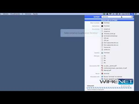 Eliminar cache DNS Mac