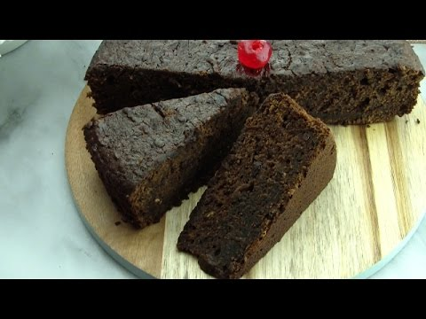 How to make Black Cake