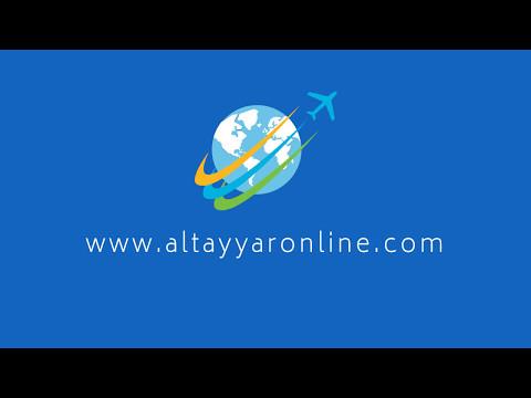 How to modify your flight on www.altayyaronline.com