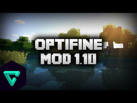 How To Install Optifine Minecraft 110