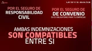 Indemnizaciones en Accidentes Laborales. Abogados especializados Madrid y Barcelona.