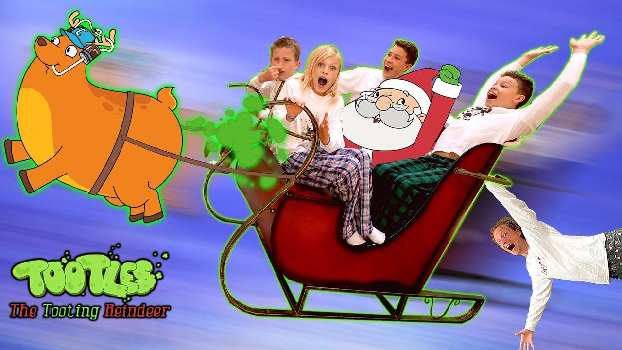 Christmas Movie Special! Tootles the Tooting Reindeer