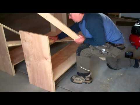 Making Custom Built-Ins by Kreg Kreg's custom Carpentry Part
