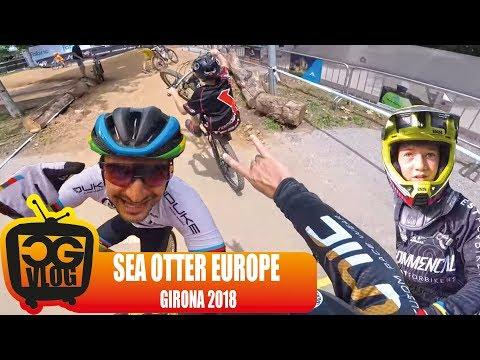 SEA OTTER CLASSIC EUROPE 2018 GIRONA - CG VLOG #325