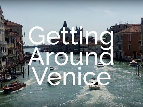 Mitch at Midlife - Getting Around Venice