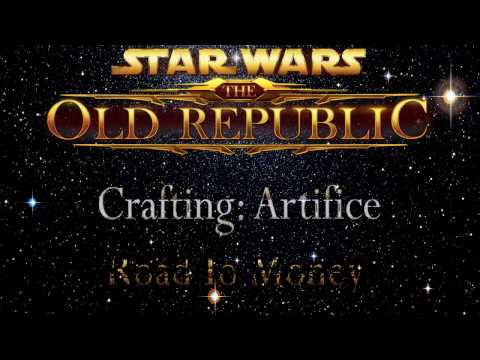 SWTOR Road to Money - How to Craft Part 1 - Artifice