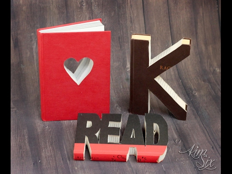 How to Cut Book Letters With A Scroll Saw