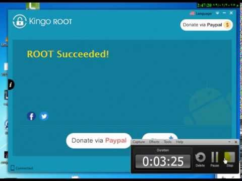 root samsung s5282  with kingo root