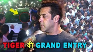 Salman Khan Grand Entry | Launch Of PN Gadgil Jewellers 27th Store  in Pune | Bollywoood 2018