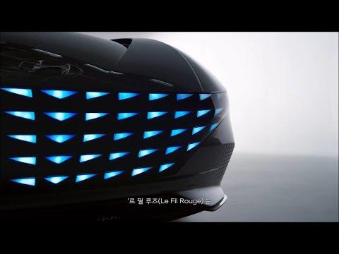 [HMG TV] 현대자동차 X 월페이퍼, 콘셉트카 '르 필 루즈' making film - 1편