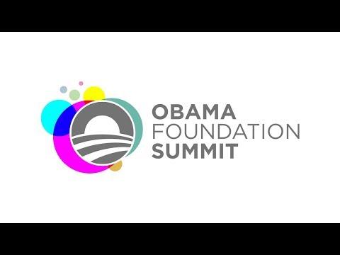Obama Foundation Summit   Closing Session