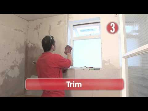 How To Tile Around Corners - HomeServe Video Guide
