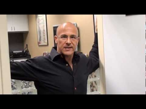 Pec Stretch Exercise for Neck Pain, Headaches, Pinched Nerves and Rounded Shoulders / Dr. Mandell