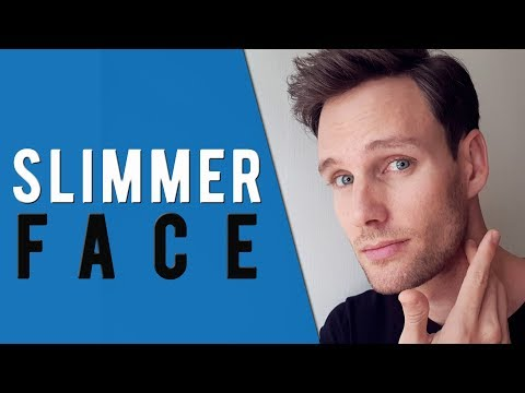 How To Get A Slimmer Face And Jawline Naturally
