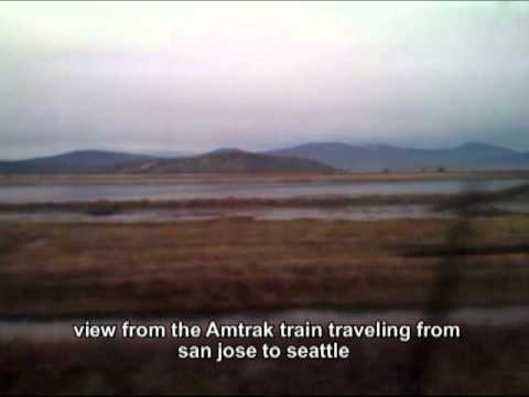 amtrak from san jose to seattle