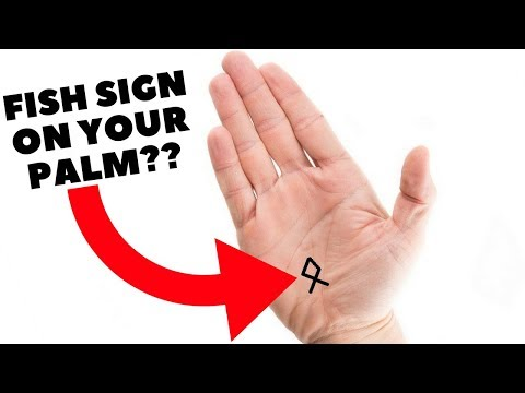DO YOU HAVE FISH SIGN IN YOUR HANDS??|PALMISTRY|