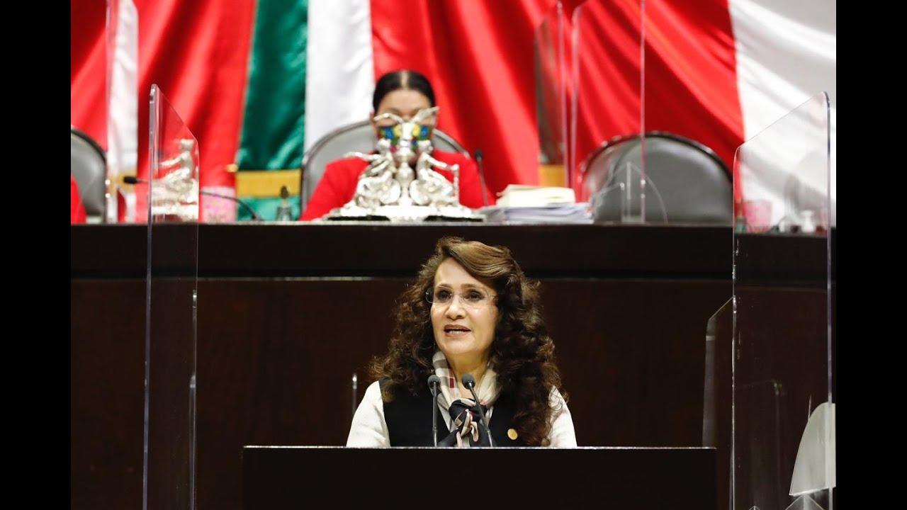 Dip. Dolores Padierna (MORENA) - A favor del dictamen con proyecto de PEF2021