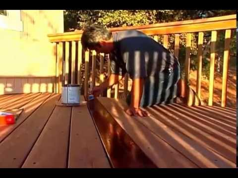 How To Guide: Redwood Deck Restoration