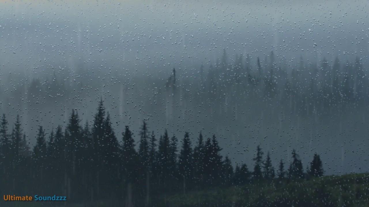 🎧 Mountain Rain & Thunderstorm Sleep Sounds - Ambient Noise For Sleep & Meditation, @Ultizzz day#36