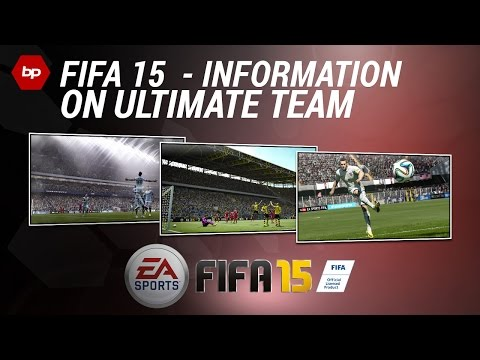 FIFA 15 Ultimate Team | Information On New Features (Concept Squads, Loan Players, Team Managment)