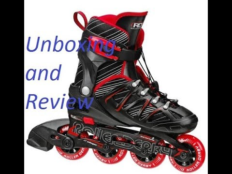 [Hindi-हिन्दी] Unboxing Yonker Roller Skates and Full Review
