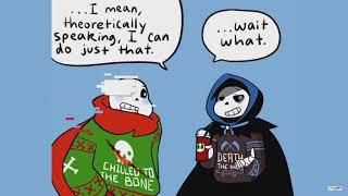 Undertale Christmas.Frisk Reacts Undertale Christmas Au Party Pt 2