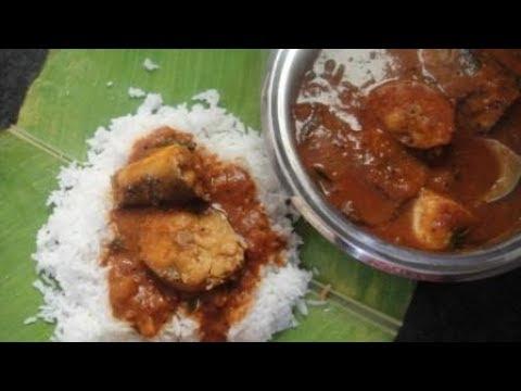 Gramathu Meen Kulambu In Tamil | Village Style Fish Gravy In Tamil | Fish Curry | Gowri Samayalarai
