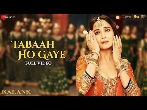Xxx Mp4 Tabaah Ho Gaye Full Video Kalank Madhuri Varun Alia Shreya Pritam Amitabh Abhishek 3gp Sex