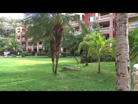 4K 360 Deg. Center View Poolside - Infinity Bay Spa & Beach Resort