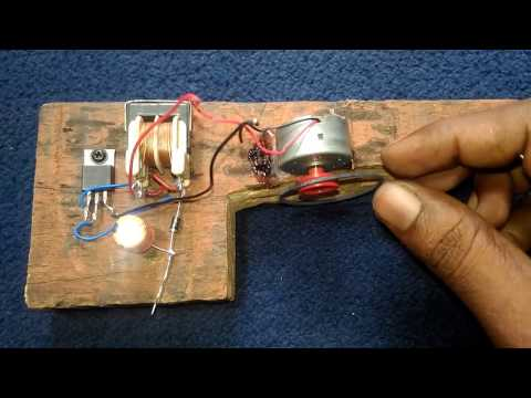 How to do Free Energy Generator with Motor at home 100% Real DIY