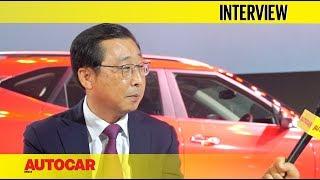 Han Woo Park - Global CEO, Kia Motors | Interview | Autocar India