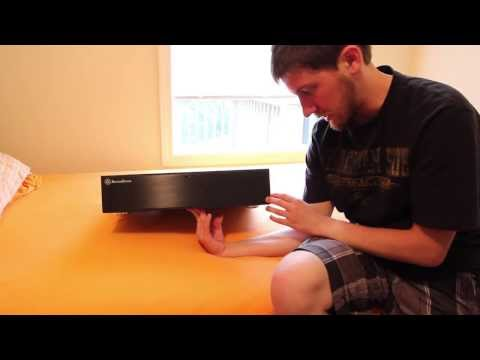 Silverstone Ml04 HTPC Case Unboxing