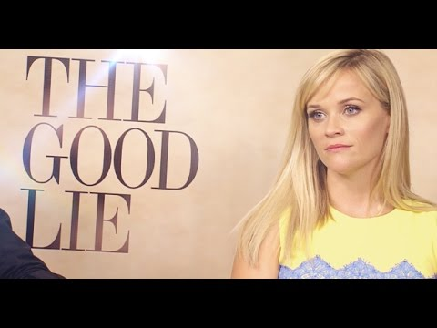 Xxx Mp4 THE GOOD LIE Interviews With Reese Witherspoon Ger Duany Corey Stoll And Sarah Baker 3gp Sex