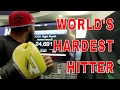 Worlds Hardest Hitter