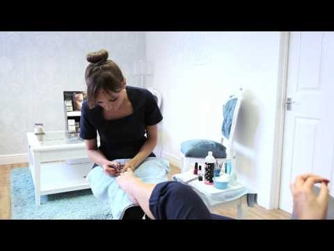 How To Give A Salon Perfect Pedicure - Step by Step Guide - DIY