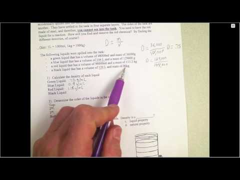 Liquid Reinforcement - Density