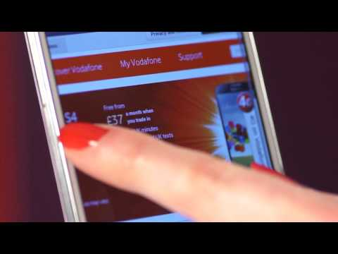 How to use the internet browser  -  Samsung Galaxy S4 - Vodacom Tech Team