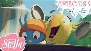 Angry Birds Stella: FINAL LEVEL Beach Day GIANT CLAM All 3 Stars