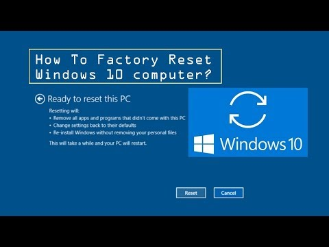 How to Reset Your Windows 10 PC? | PCGUIDE4U