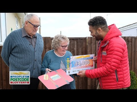 Dream Holiday Winners - BH22 0BS in Ferndown on 05/03/2018 - People's Postcode Lottery
